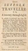 Kirby (John). The Suffolk Traveller, 1st edition, 1735