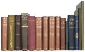 Kegan Paul (publishers). British Empire Series, 5 volumes, 1900-6, & 10 others, travel
