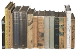 Mountaineering. Small collection of mountaineering narratives, 20th century