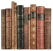 Brown (John). Thoughts on Civil Liberty, 1st edition, 1765, & 9 others, Newcastle interest