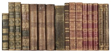 Mackenzie (Eneas). A Descriptive Account of Newcastle upon Tyne, 1827, & 8 others