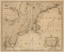 Bowen (Emanuel). A Complete System of Geography, 1st edition, 1747