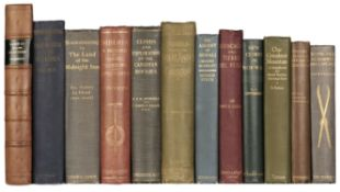 Conway (Martin). Aconcagua and Tierra del Fuego, 1st edition, 1902, & others, mountaineering