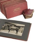 Pytchley Hunt. A collection of Sampson's Hunting Diaries created by William Wroughton, 1879-1908