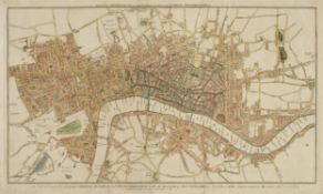 Thornton (William). The New ... History of the Cities of London and Westminster, 1784, & 4 others