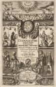 Heylyn (Peter). Cosmographie ... Containing the Chorographie and Historie of the Whole World, 1666
