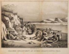 Fanning (Edmund). Voyages round the World, 1st edition, 1833