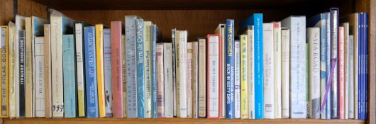 Kenn Back Library. Collection of journals and paperbacks on Antarctica/S. America, 20th century