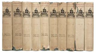 Hakluyt (Richard). The Principal Navigations, 10 volumes, 1927-28