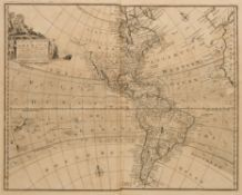 Harris (John). Navigantium atque Itinerantium Bibliotheca..., 2 volumes, 1744 - 48