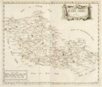 Camden (William). Camden's Britannia, Newly Translated into English, 1695