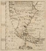 Nodal (B. G. & G. de). Relacion del viage al descrubimento del estrecho de San Vicente, 1769