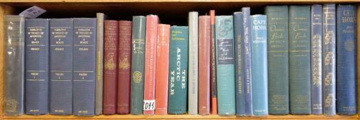 Goebel (Julius). The Struggle for the Falkland Islands, 1st edition, 1927, & 100 others