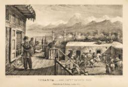 Arundell (F. V. J.). Discoveries in Asia Minor, 1st edition, 1834, ex libris Edwin Freshfield