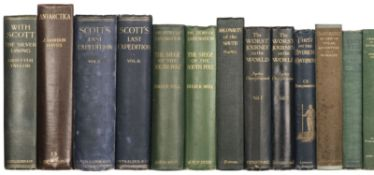 Taylor (Griffith). With Scott, 1st edition, 1916, & 15 others Antarctic exploration