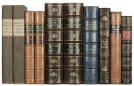 Franklin (John). Narrative of a Journey to the Shores of the Polar Sea, 1824, & 6 others