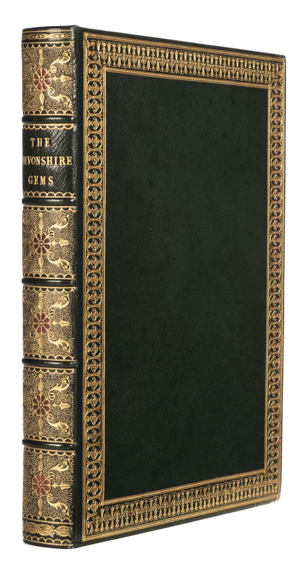 Devonshire Gems. Duke of Devonshire's Collection of Gems, privately printed, circa 1790 - Image 3 of 16