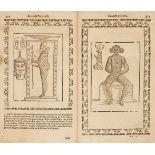 Cartari (Vincenzo). Imagini delli dei de gl'antichi..., Venice, 1647