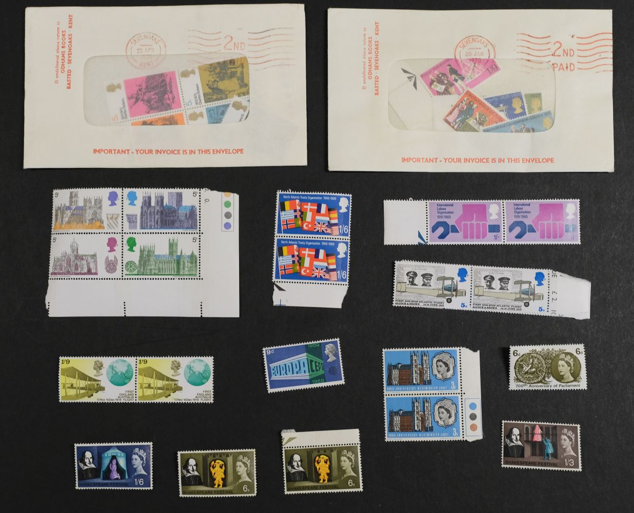 * World Stamps. - Image 10 of 24