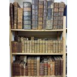 Antiquarian. A large collection of 17th-19th century theology & reference