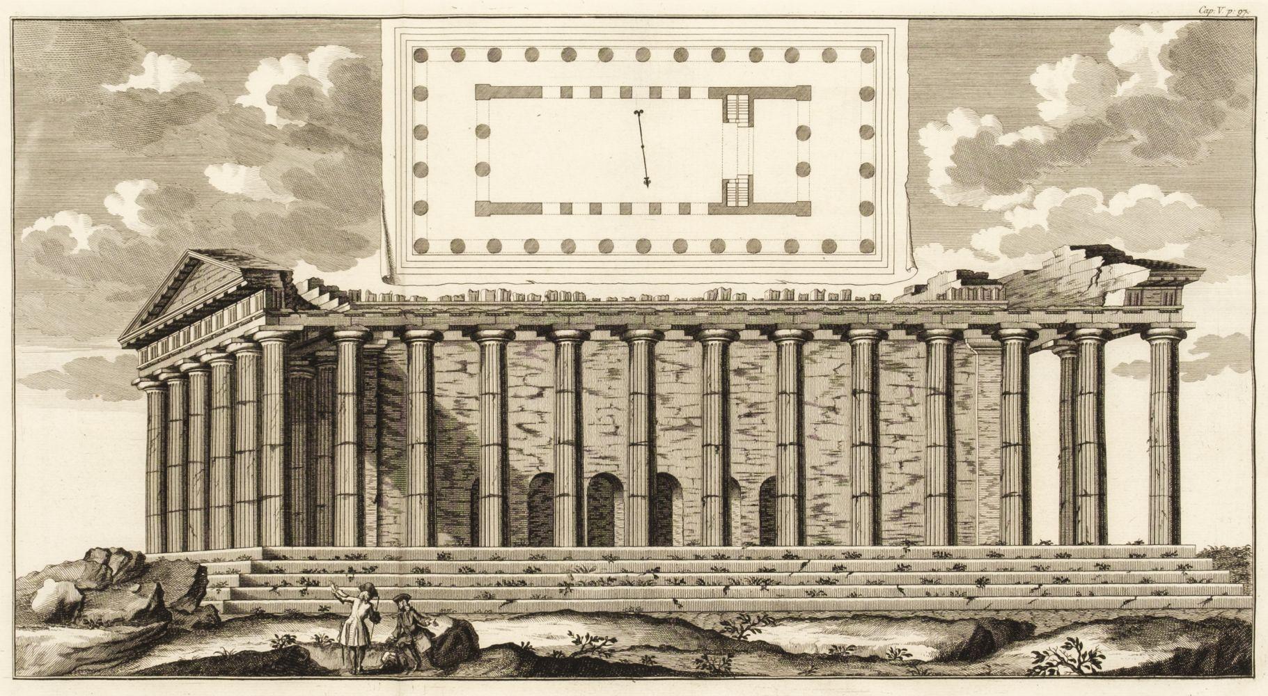 Orville (Jacques Phillipe d'). Sicula, 1764