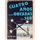 Spanish. A large collection of Spanish language South American & Polar exploration reference