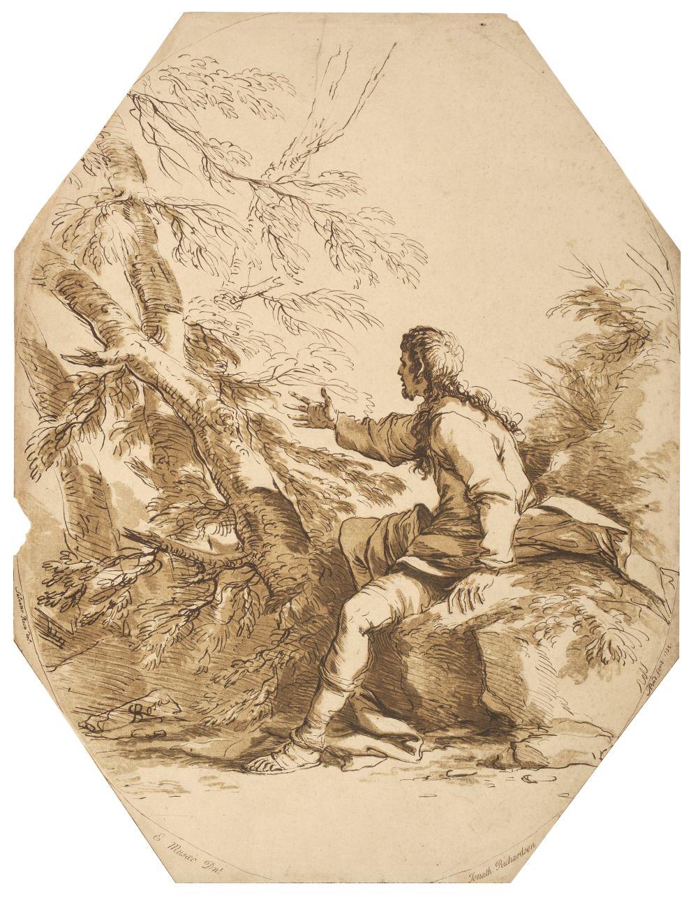 Pond (Arthur & Charles Knapton). A bound volume of 92 plates, 1734-43