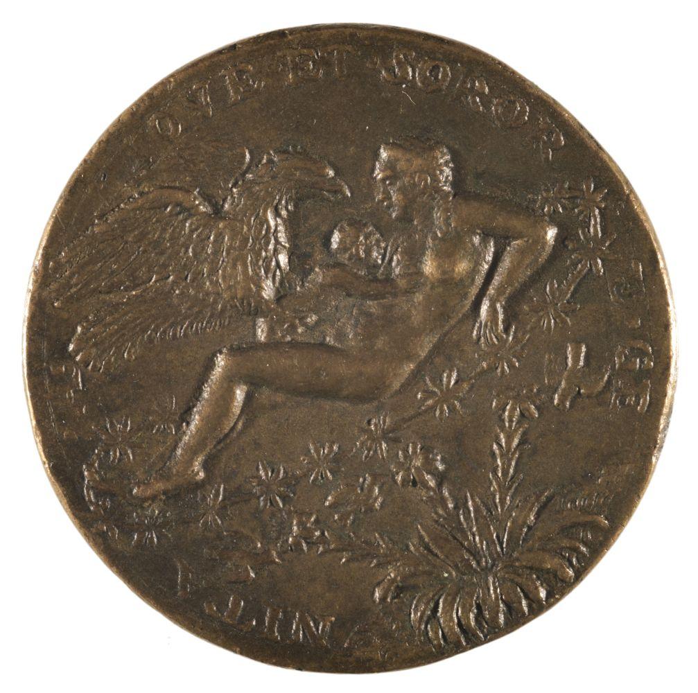 * Medal. Tommaso Rangone (1493-1577). Cast bronze medal, 1562 or later - Image 2 of 2