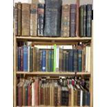 Theology. A large collection of 19th and 20th-century theology reference and related.