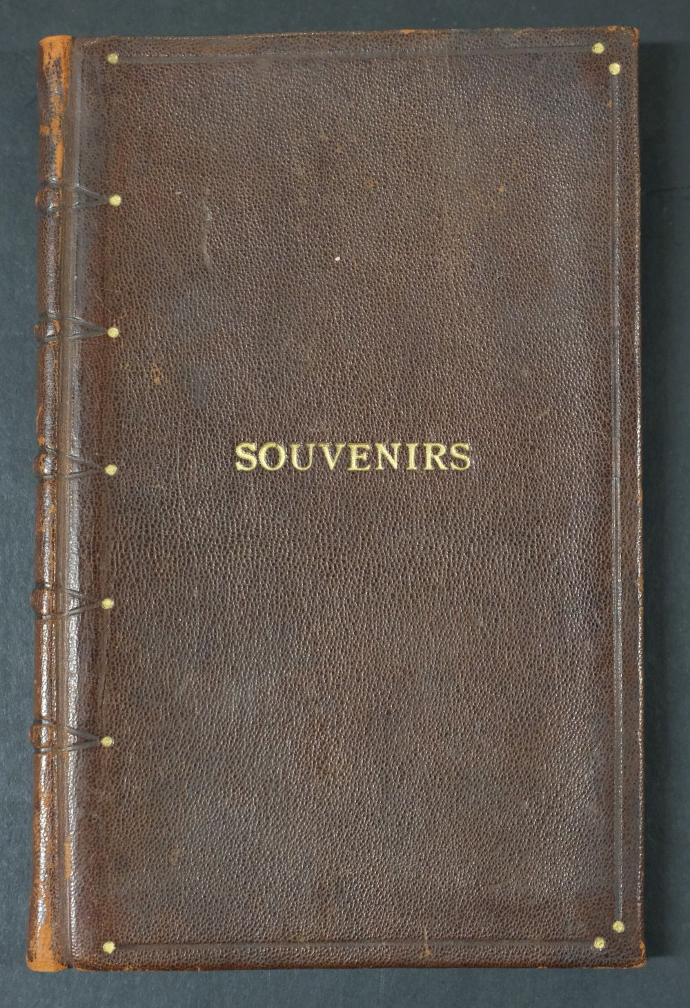 Albums. A pair of early 19th century albums, and one other - Image 2 of 15