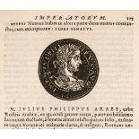 Strada (Jacopo). Epitome thesauri antiquitatum, hoc est, Impp. Rom.