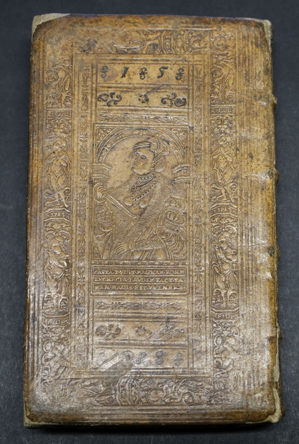 Sambucus (Joannes). Emblemata, Antwerp: Christopher Plantin, 1564 - Image 5 of 11