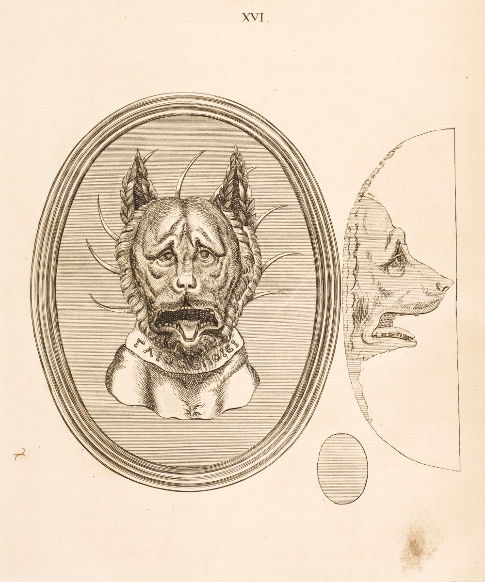 Natter (Johann Lorenz). Traite de la Methode Antique, 1754