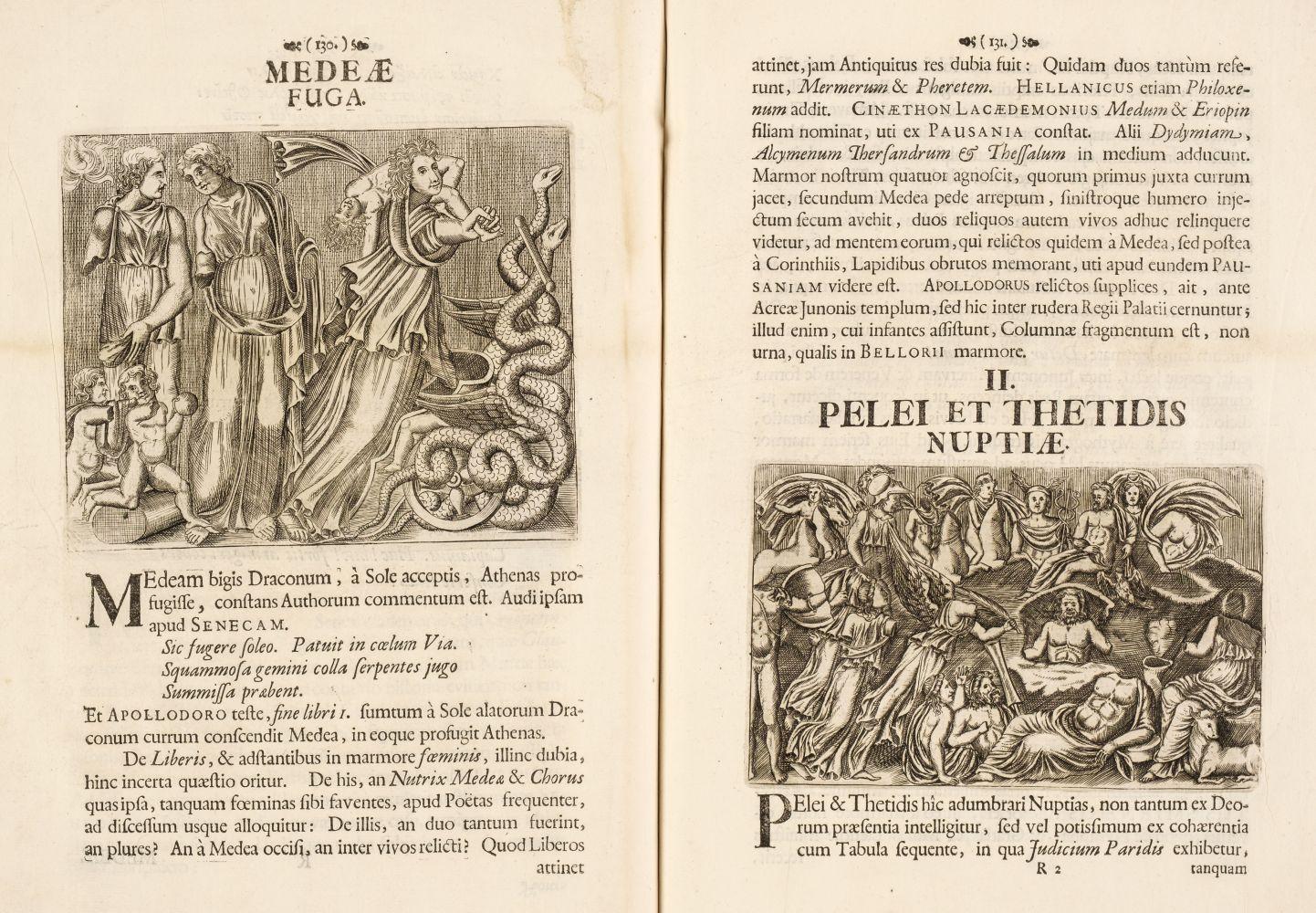 Beger (Lorenz). Spicilegium Antiquitatis..., [Berlin], 1692. - Image 2 of 4