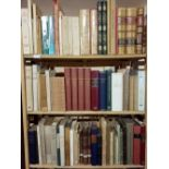 French. A large collection of late 19th and early 20th-century French and German Language, history