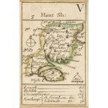 * Hampshire. Morden (Robert), Hant Sh: V, H. Turpin, circa 1750