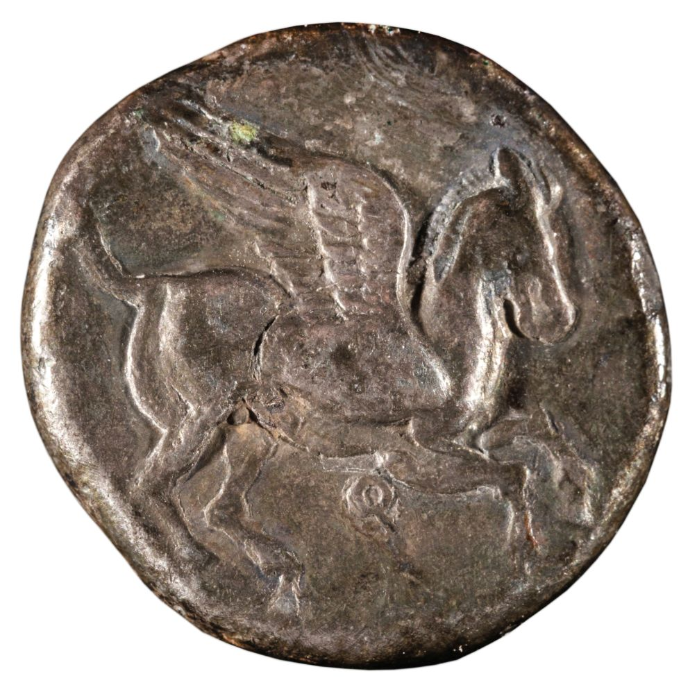 * Coin. Ancient Greece. Corinth, 5th-4th century BC - Image 2 of 2