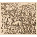 Sambucus (Johannes). Emblemata et Aliquot Nummi, 1576