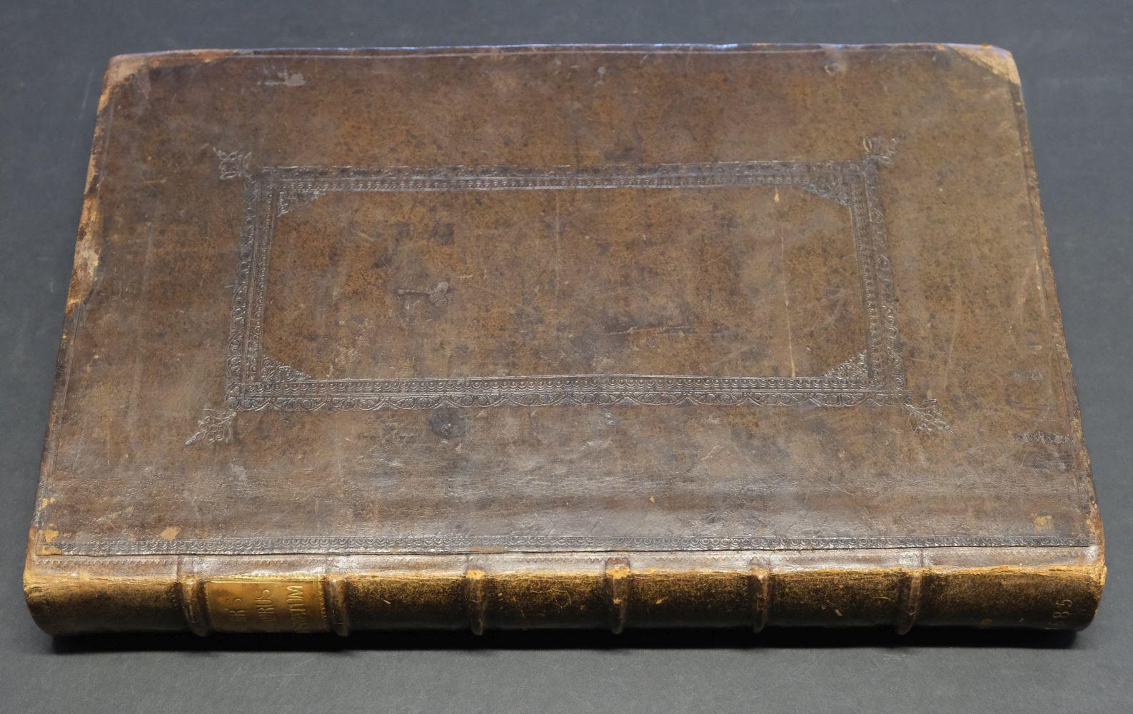 Beger (Lorenzo). Thesaurus ex Thesauro Palatino Selectus, 1685 - Image 2 of 9