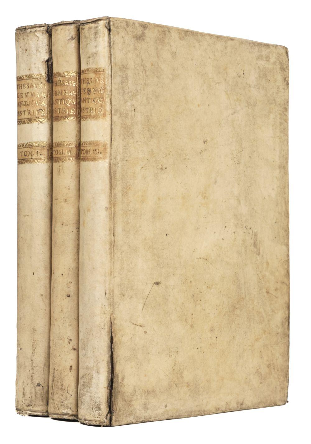 Gori (Antonio Francesco). Thesaurus Gemmarum Antiquarum... - Image 3 of 3