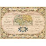 World. Ortelius (Abraham), Aevi Veteris Typus Geographicus, 1601 - 12