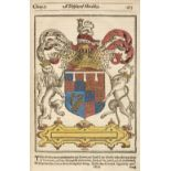 Guillim (John). A Display of Heraldrie, 3rd edition, 1638