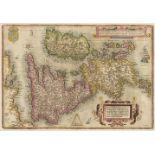British Isles. Ortelius (Abraham), Angliae, Scotiae et Hiberniae sive Britannicar, 1612