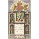 Blaeu (Willem & Johannes). Theatrum orbis terrarum, pars quarta [England & Wales], Amsterdam, 1648
