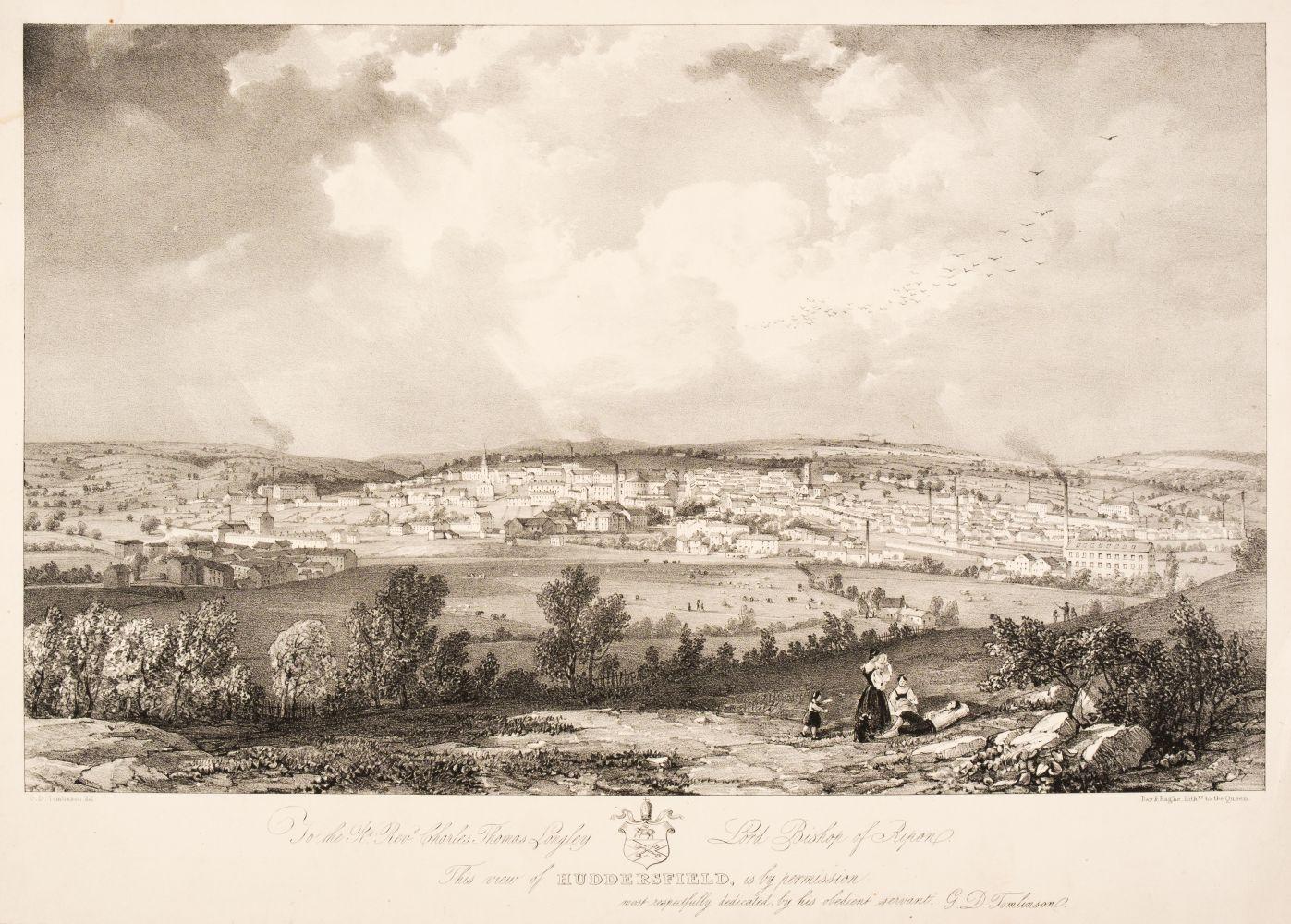 * Yorkshire. Tomlinson (G. D.), Huddersfield, circa 1840