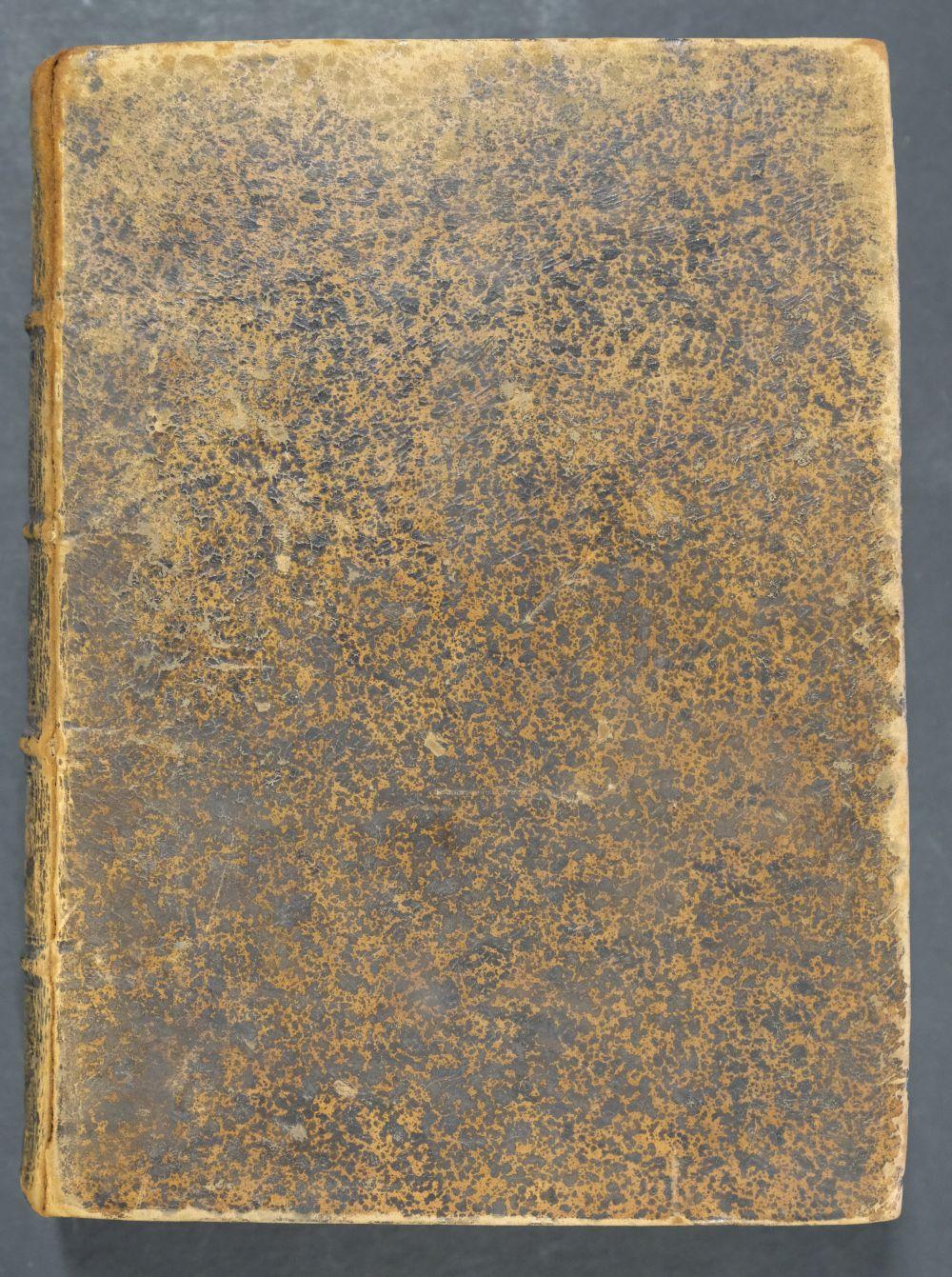 Erizzo (Sebastiano). Discorso sopra le medaglie, 4th edition, 1584, ex libris Fletcher of Saltoun - Image 2 of 11