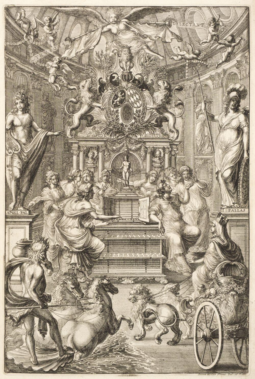Beger (Lorenzo). Thesaurus ex Thesauro Palatino Selectus, 1685