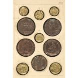 Humphreys (Henry Noel). Ancient Coins and Medals, 2nd edition, 1851