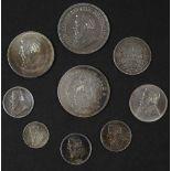 * Coins. South Africa. Various