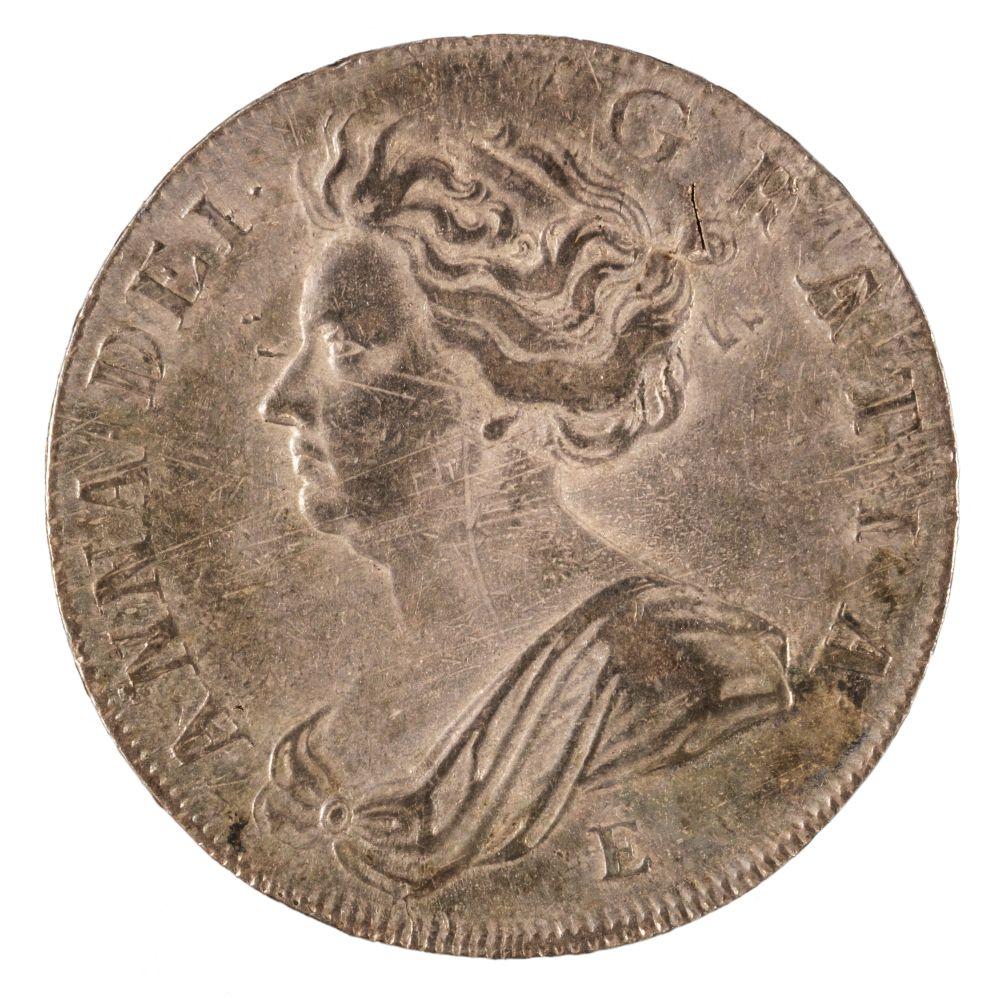 * Coins. Great Britain. Anne (1702-14). Halfcrowns, 1707